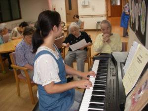 ハーモニカとピアノのコラボレーション1
