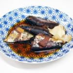 サンマの甘辛煮(圧力鍋を使って)